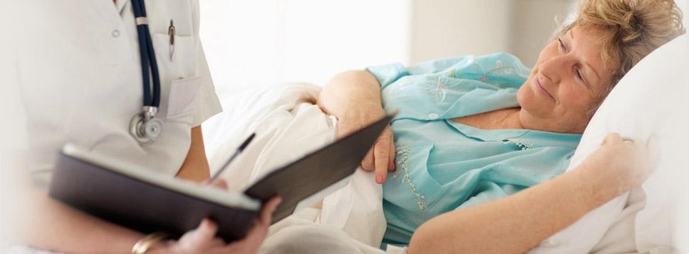 Initialisation du traitement à domicile